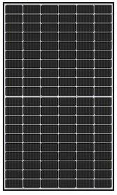 20,5 кВт сонячних батарей Risen - RSM60-6-315M Half-Cell ( 65шт )