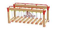 Мостик гимнастический на цепях МИДЕКО, фото 1