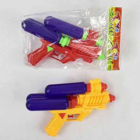 Водный пистолет 4302-3 (240/2) 2 цвета, в кульке, фото 2