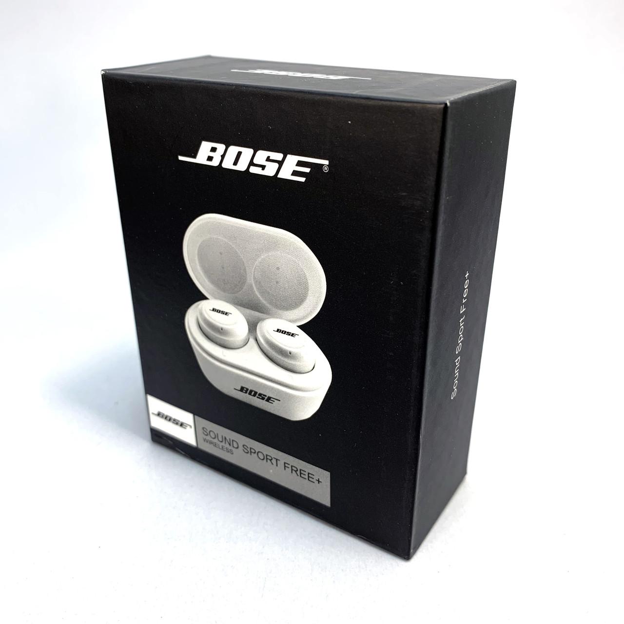 Беспроводные вакуумные наушники BOSE X1 White