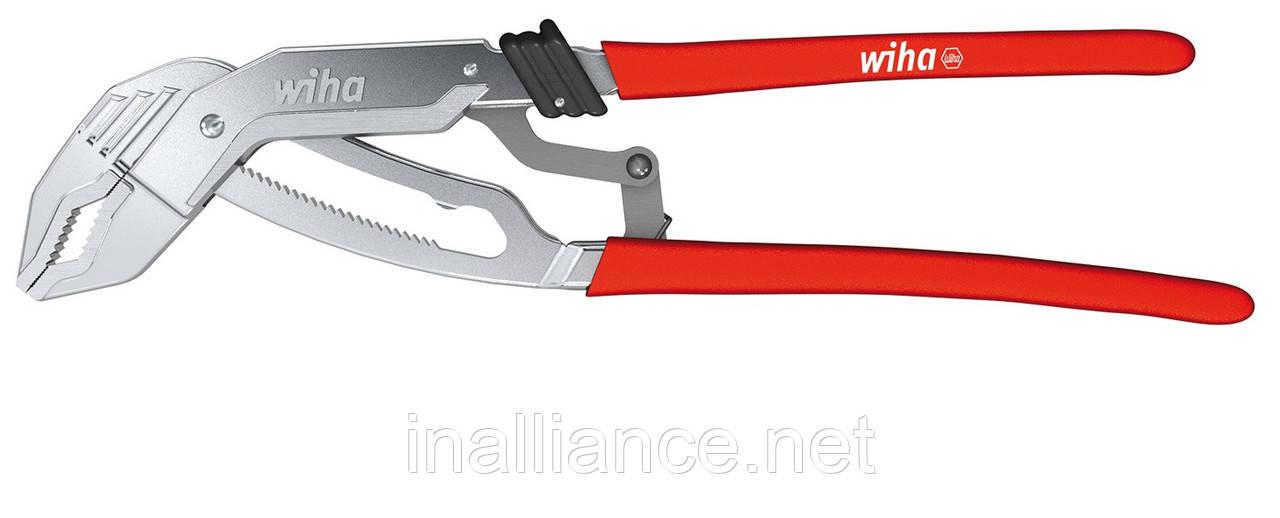 Клещи для водяных насосов со сквозным шарниром QuickFix Professional Wiha 39093