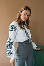 Вишита жіноча блуза - Жар-Птиця, фото 2