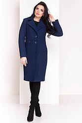 Пальто женское зимнее удлиненное, без меха Габриэлла 4385 | S-Lр.