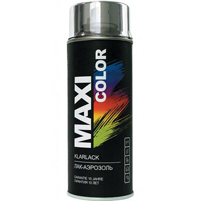 Аерозольна емаль Maxi Color з ефектом хрому 400мл
