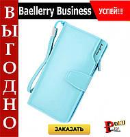 Женский клатч портмоне Baellerry Business на кнопке