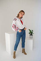 Вышиванки женские  блуза - Жар Птица, фото 3