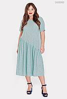 Платье Калхида (шалфей) 1027641160