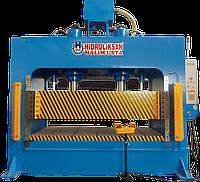 H-образный пресс простого действия HSA 400 Hidroliksan