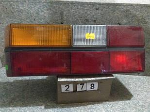 №278 Б/у фонарь задний 171945111K для Volkswagen Golf I 1974-1977