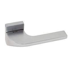Дверные ручки NESTOR 179 RO11 CBM (матовый хром)
