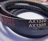 Ремень приводной клиновой зубчатый АХ (13х8)-1320 EXCELLENT