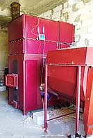 Котлы твердотопливные (теплогенераторы) для отопления производственных и сельскохозяйственных помещений