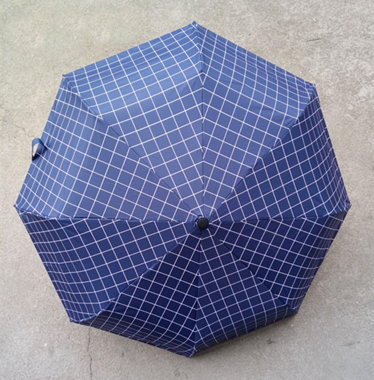 Зонт в клетку AL170022