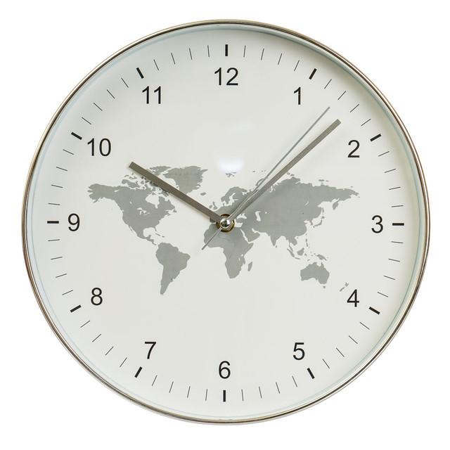 """Настенные часы """"World Map"""""""