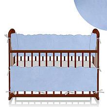 Гр Защита в кроватку Premium ЗД-4 ТМ Беби-Текс
