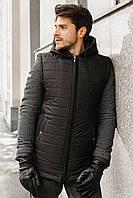 Куртка Sun's House & Di'key Universal рост: Medium размер: M Черный-антрацит (арт. B-128)