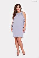 Платье Гавайи (голубой) 1027623106
