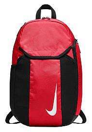 Рюкзак спортивный Nike Team Club BA5501-657 с отделением для обуви красно-черный (Оригинал)