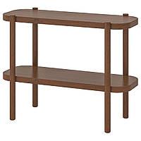 IKEA LISTERBY Консольный стол, коричневая (304.090.35)