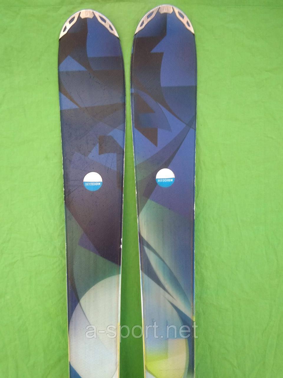 Гірські лижі бу Scott Mission 176 см для фрірайду 2014р