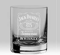 """Именной стакан для виски """"Джек Дениэлс"""""""