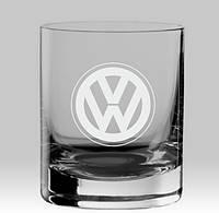 """Именной стакан для виски """"Volkaswagen"""""""