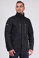 Мужская куртка осенняя Sun's House Formula рост: 188 размер: 56 Синий (арт. C-034)