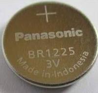 Дисковая батарейка PANASONIC Lithium Cell 3V  BR1225, фото 1