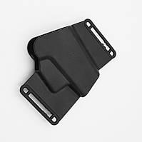 Поясний (полускритие) кобура Glock, пластик. Оригінал.
