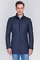 Мужская куртка осенняя Sun's House Monaco рост: 182 размер: 52 Синий (арт. C-040)