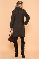 Пальто жіноче зимове Пріора 5835, фото 2