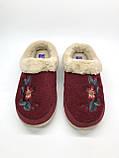 Тапочки меховые женские DaGo style, фото 2