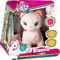 Интерактивная игрушка IMC Toys Кошка Бьянка (95847)