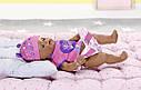 Беби Борн Кукла Очаровательная малышка мулатка Нежные объятия 43 см Baby Born Zapf 824382, фото 2