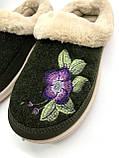 Тапочки меховые женские DaGo style, фото 5