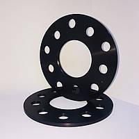Проставки колесные сквозные 5мм/ psd 5х108х120/ dia 65,1/ Ø150