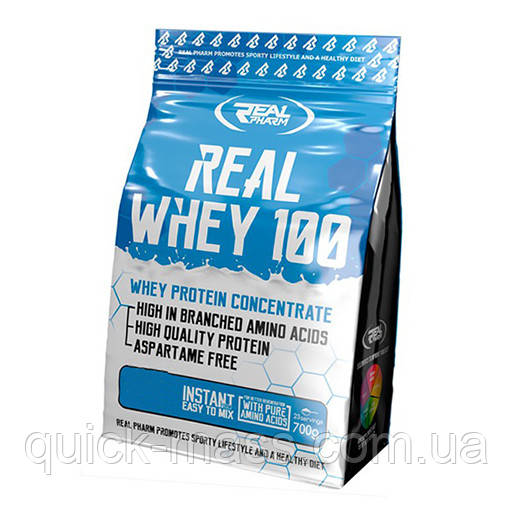 Протеин Real Pharm Real Whey 700g