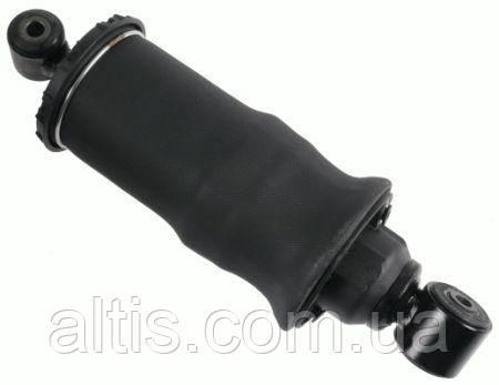 Задний амортизатор кабины MAN TGA, TGL, TGM, TGS, TGX ( О/О 337 299 12x45 12x45)