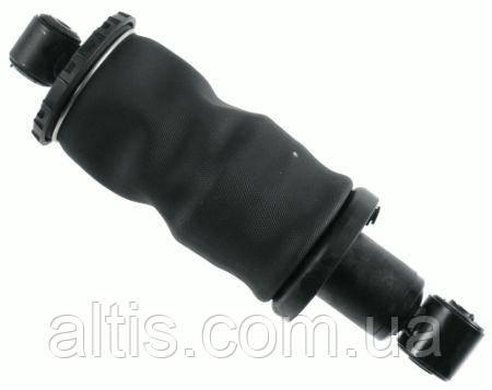 Задний амортизатор кабины с пневмоподушкой MAN TGA, TGS, TGX ( О/О 340 284 12x45 12x50)