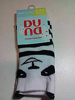 Детские носки махровые - Дюна р.10-12 (шкарпетки дитячі зимові махрові, Duna) 5В-405-1614-белый