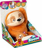 Интерактивная игрушка IMC Toys Ленивец Мистер Слу (90101)