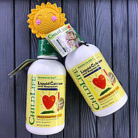ChildLife, Жидкий кальций с магнием, натуральный апельсиновый ароматизатор, 474 мл (16 ж. унц.)