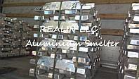 Алюминий первичный в чушках слитках А7, А8, А85 ГОСТ 11069-2001