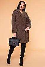 Шуба жіноча зимова Пріора 6011, розмір L, фото 2