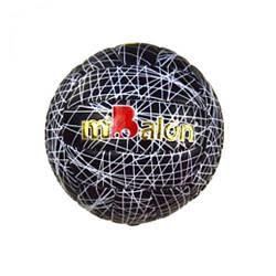 """Мяч волейбольный """"miBalon""""  (черно-белый)  sco"""