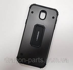 Чехол бампер Motomo для Samsung Galaxy J5 J530 2017 черный