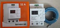 Терморегулятор Terneo sn (от снега и льда) на 32 ампера