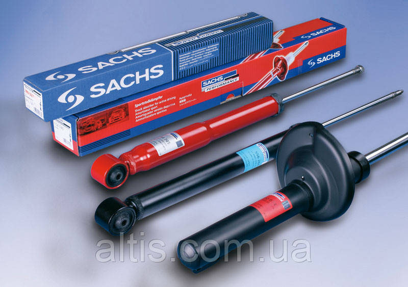 Амортизатор передний MERCEDES ACTROS MP2 / MP3, ATEGO, AXOR ( О/О 702 432 16x50 16x50)