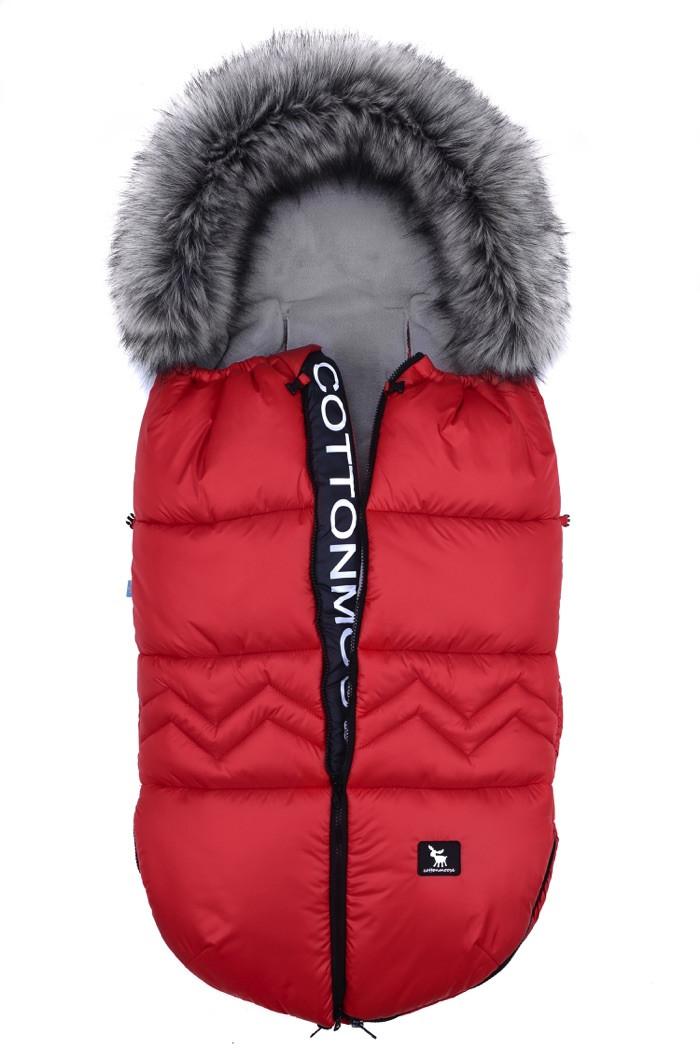 Зимний конверт Cottonmoose North Moose 873-8 red (красный)