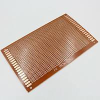 Монтажная макетная плата PCB 9x15 см